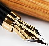 Füllhalter Füllfederhalter Füller Kaligraphie Füllhalter mit Tinten-Konverter und Geschenkschachtel - Bestes Kalligraphie-Federhalter-Schreibset für Standardpatronen - 100 % Garantie