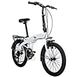Elektrofahrrad Rom, E Klapprad, Faltrad, Damen & Herren Urban E-Bike Pedelec, 250W Heckmotor, Shimano Gangschaltung