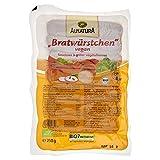 Alnatura Bio Bratwürstchen, vegan, 3er Pack (3 x 250 g)