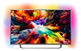 Philips 50PUS7303/12 126 cm (50 Zoll) LED TV (Ambilight, 4K Ultra HD, Triple Tuner, Smart TV)