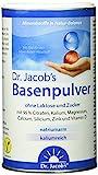 Dr. Jacob's Basenpulver 1 Dose 300 g (95 % Citrate, vegetarisch)
