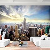 Vlies Fototapete 'New York' 352x250 cm - 9005011a RUNA Top Tapete ! Wandbilder XXL Wandbild Bild Fototapeten Tapeten Wandtapete Wanddeko Wand