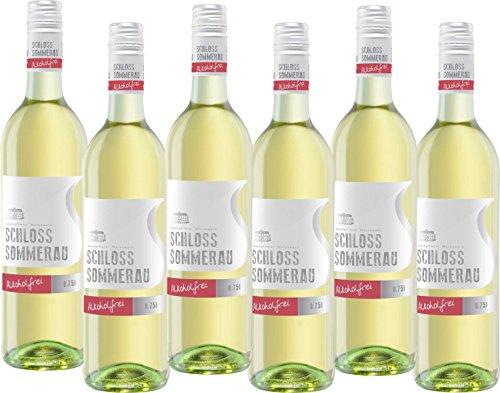Schloss Sommerau Weißwein Alkoholfreier lieblich (6 x 0.75 l)