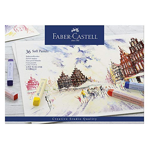 Faber-Castell 128336 - Softpastell Studio Quality 36er Etui