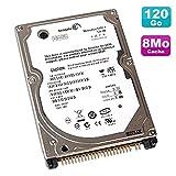 Festplatte Laptop 120 GB IDE 2.5' Seagate Momentus ST9120822A 5400RPM 8Mo