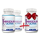 Herzolex Ultra - Diätpille für effektiven Gewichtsverlust | (3 Flaschen)