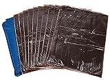 Alerion Moor Starterset 10 Stück 30x40cm Natur-Moorpackung inkl. Premium Wärmeträger 30x40cm Moor Anwendung für zuhause Fango