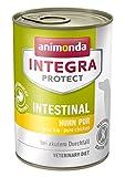 animonda Integra Protect Hunde Intestinal mit Huhn | Diät Hundefutter | Nassfutter bei Durchfall oder Erbrechen (6 x 400 g)