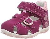 Superfit Baby Mädchen Fanni Sandalen, Pink (Berry Kombi), 19 EU