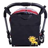 Kinderwagentaschen, Aresko Kinderwagen Organizer Multifunktions Wasserdichte Tasche