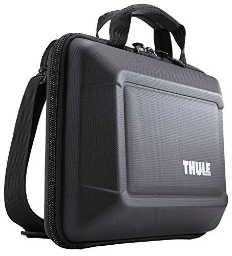 Thule Gauntlet 3.0 Attaché Hartschalen-Tasche für MacBook Pro 13 Zoll schwarz