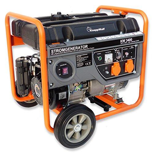 KnappWulf Stromerzeuger KW3400 1-phase 230V
