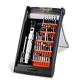 Schraubendreher Set,VADIV 38-in-1 Feinmechaniker Schraubendreher Set mit 36 Bits Magnetische Schraubendrehersatz Werkzeugset, für Handy, PC, Kamera, Spielkonsole, Brille, Elektronik usw.