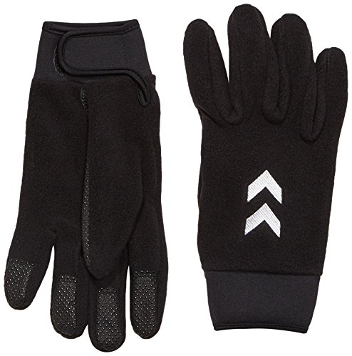 Hummel Handschuhe COLD WINTER PLAYER GLOVES, Schwarz (Black), M, 41-442-2001