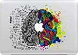 Macbook Aufkleber, Stillshine Super dünn (0,07 mm) Removable Bunte Muster Fashion Macbook Sticker Aufkleber Skin Laptop Vinyl Decal Sticker Abziehbild Abziehbilder (Pattern 15)
