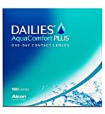 Dailies AquaComfort Plus Tageslinsen weich, 180 Stück / BC 8.7 mm / DIA 14 / -4.5 Dioptrien