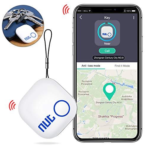 Schlüsselfinder, BEBONCOOL Keyfinder mit Bluetooth App Key Finder Anti-verlorene Schlüsselanhänger Schlüssel Locator, Haustier Tracker, Wallet Tracker