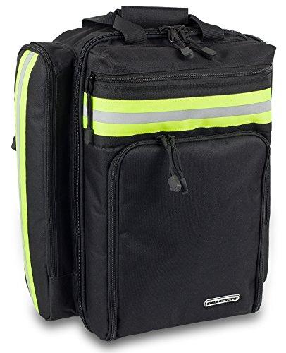 ELITE Bags Supporter Notfallrucksack (rot & schwarz) (schwarz)
