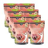 8 x borchers Gelierhilfe mit Birkenzucker Xylit   Für Fruchtaufstriche   Alternative zu Gelierzucker   Aus Finnland 300 g