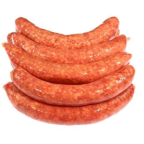 Bratwurst grob 10 Stück = 1.200 g