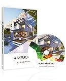 Plan7Architekt Pro 2018 - Profi 2D/3D CAD Hausplaner & Architektur Software / Programm, einsetzbar als Raumplaner, Einrichtungsplaner, Badplaner, Küchenplaner, zur 3D Visualisierung & Elektroplanung