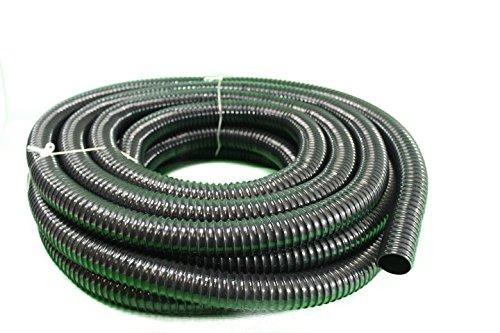HeRo24 Teichschlauch Spiralschlauch für Bachlauf und Teiche 40 mm 10 m lang pro Meter € 2,99