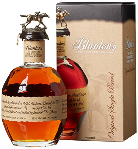 Blanton's The Original Bourbon Whiskey (1 x 0.7 l)