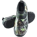 Nitehawk - Wasserdichte Neopren-Schuhe für Jagd & Angeln - Camouflage-Muster - zum Hineinschlüpfen - Größe 48
