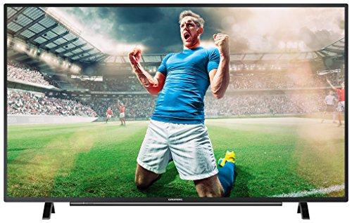 Grundig 65VLX6100 BP 164 cm (65 Zoll) LED-Backlight Fernseher (Ultra HD, Triple Tuner (DVB-T2 HD/C/S2), Smart TV)