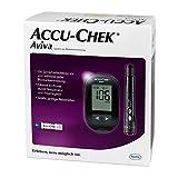 Accu Chek Aviva Blutzuckermessgerät mg/dl und Stechhilfe, 1
