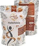 Vitaltaler RennerVital.de Haferkleie Müsli Chia Samen Nuss cholesterinsenkend Protein Müsli Porridge Slow carb Lebensmittel diabetes frei von künstlichen Aromen gesund abnehmen