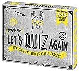 Moses 90136 (Come on Let's Quiz Again | Wer schnappt Sich die besten Fragen | Quizspiel ab 12 Jahren, Mehrfarbig