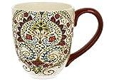 Jumbotasse XXL 810 ml aus Dolomit Keramik 'Foxi' von DUO