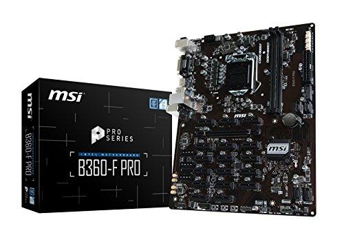 Intel B360-F PRO Mainboard MSI