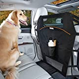 Kurgo Trenngitter Auto Hund, Hundegitter Auto und SUV - Mesh-Öffnung Hundenetz Auto - Einfache Installation