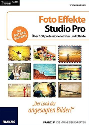 Franzis Verlag Foto Effekte Studio Pro [PC/Mac]