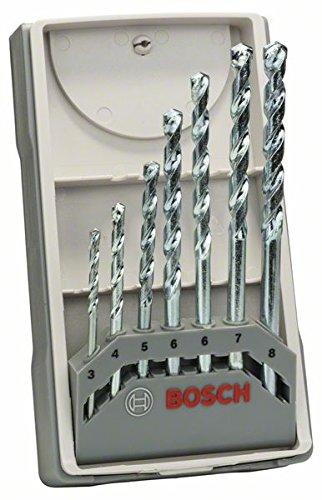 Bosch Pro 7tlg. Steinbohrer-Set CYL-1