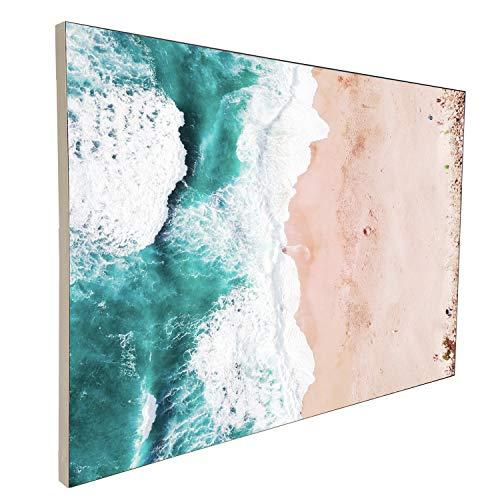 fabric frame Ihr eigenes Foto als Leinwanddruck 120x80 cm, in einzigartiger Schärfe und Farbintensität inkl. Alu-Rahmen