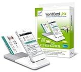 Penpower la-wcard-en Scanner-Visitenkarte weiß
