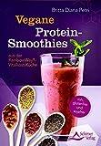Vegane Protein-Smoothies aus der RainbowWay-Vitalkost-Küche: roh, glutenfrei und sojafrei