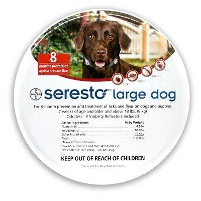 Seresto Band Hund groß 70 cm