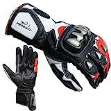 Motorradhandschuhe PROANTI Racing Pro Motorrad Handschuhe - Größe L