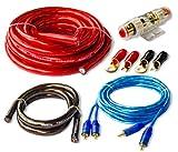NewSound Car-Hifi Kabelsatz auf Basis 20mm² für Endstufen und Verstärker