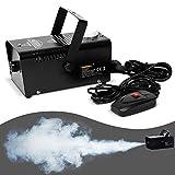 Monzana Nebelmaschine Smoke Fog Effekt Heimnebelmaschine 400W mit Fernbedienung 300ml Tank