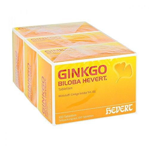 GINKGO BILOBA HEVERT Tabletten 300 St Tabletten