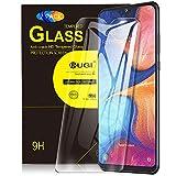 KuGi Panzerglasfolie Schutzfolie für Samsung Galaxy A20e, Samsung Galaxy A20e Schutzfolie 9H Hartglas HD Glas Blasenfrei Displayschutzfolie passt für Samsung Galaxy A20e smartphone. Klar [2 PACK]