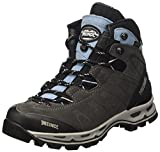 MEINDL Damen Air Revolution Lady Ultra Trekking-& Wanderstiefel, Grau (Anthrazit/ Azur 31), 39.5 EU (6 UK)