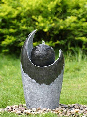 Brunnen Springbrunnen FoSferico für Aussen + Innen 70cm