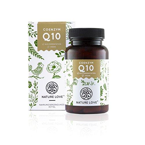 Coenzym Q10 mit 200mg pro Kapsel. 120 Kapseln im 4 Monatsvorrat. Premium Qualität: Pflanzlich, aus Fermentation. Vegan, hochdosiert, hergestellt in Deutschland
