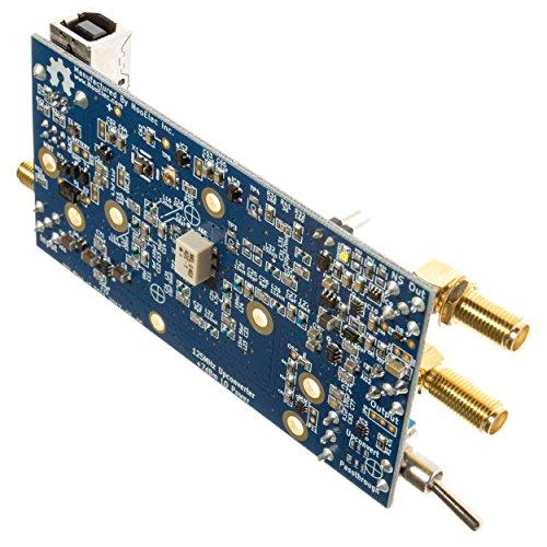 Ham It Up Plus Barebones - HF/MF/LF/VLF/ULF Aufwärtswandler (Upconverter) mit TCXO und separatem Rauschquellenstromkreis. Erweitert den Frequenzbereich Ihres Lieblingsradios auf 300Hz